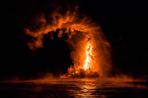 61g Lava Boat Tour