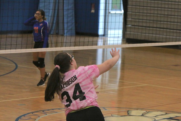 Sullivan West vs. Chester Volleyball