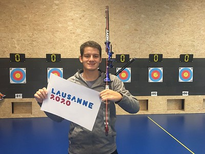 ARCHERS & VISITORS