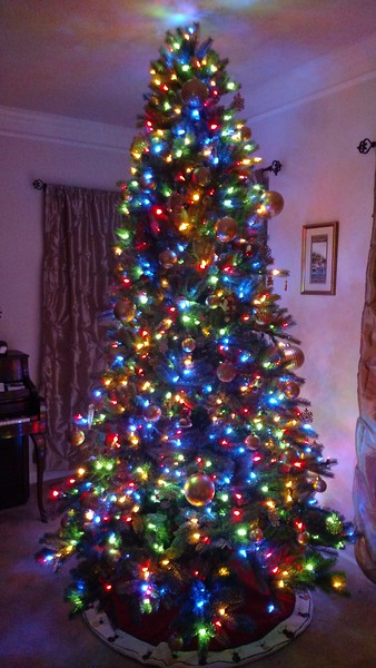 2015-12-06 Christmas Decorations