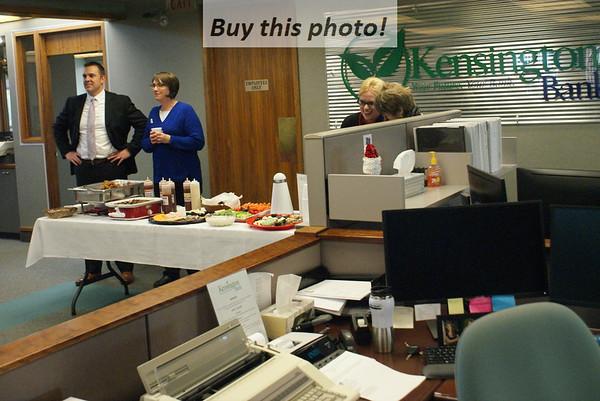 Kensington Bank-Belgrade open house 12-14