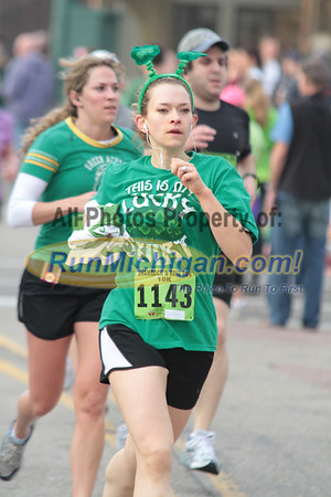 5K and 10K Finish Gallery 1 - 2012 Shamrock N Roll