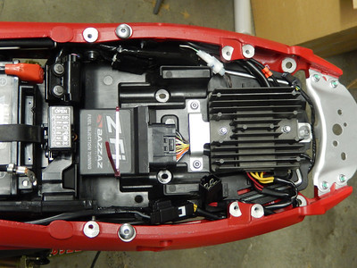 Daytona R/R Wiring