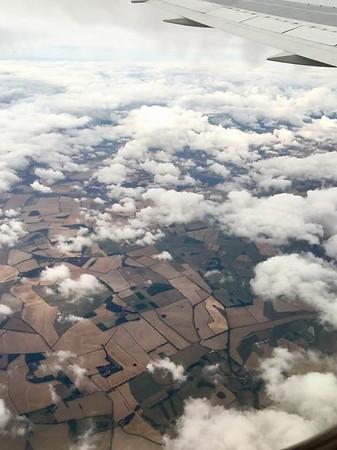 In Flight, Day 16