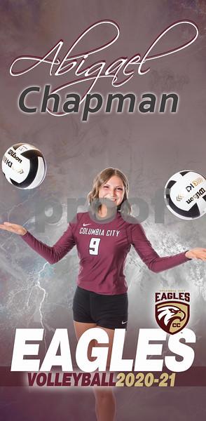 CCHS Volleyball 20-21