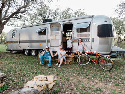 Austin family trip