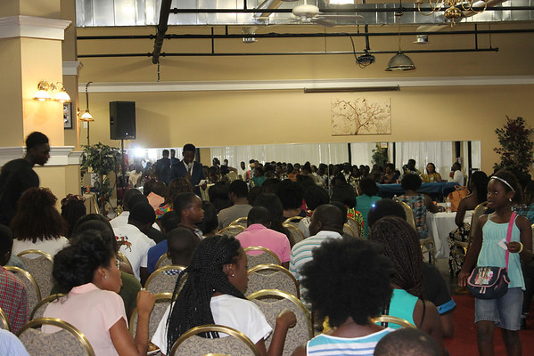 The Presbyterian Church of Ghana Resurrection Congregation 1st Annual Talent Show
