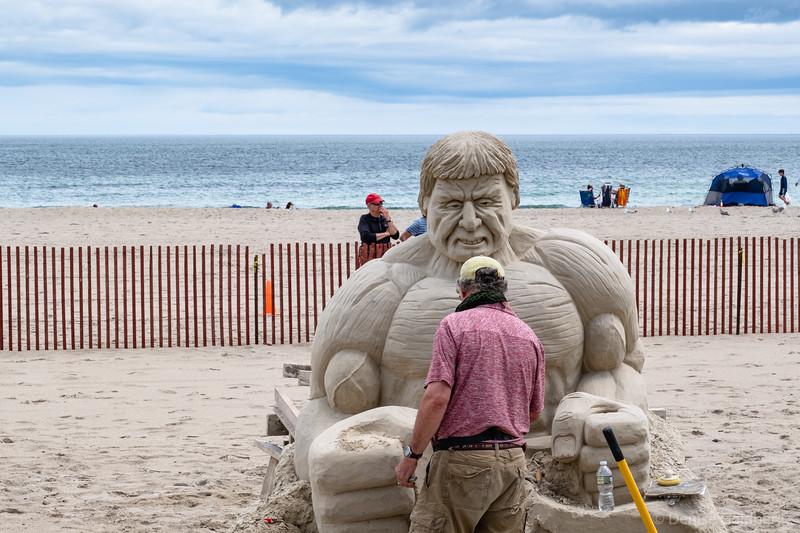 """Hulk 3D"", by Justin Gordon"