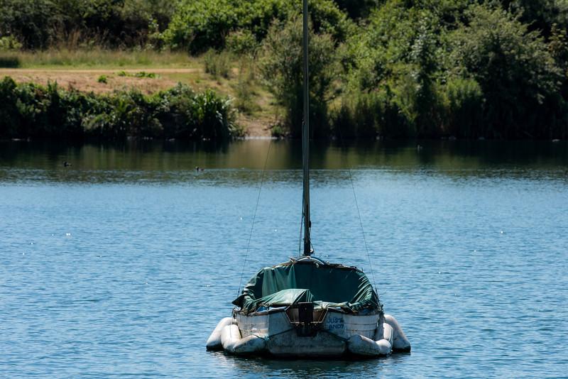Fairlop Waters - Redbridge - July 2016