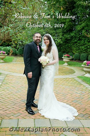 Wedding Photography Album at The Estate at Florentine Gardens in River Vale NJ By Alex Kaplan