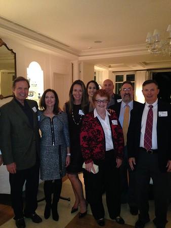 Naples Alumni Reception