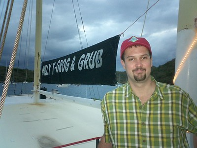2005 - Sailing the British Virgin Islands