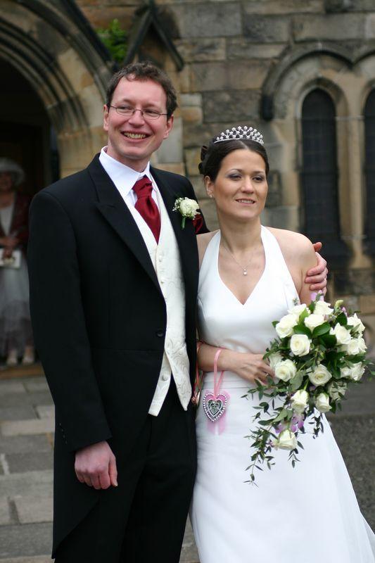 Russell & Sarah's Wedding