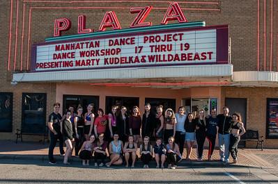 Manhattan dance project 2015