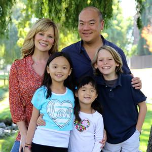Family portrait 2013