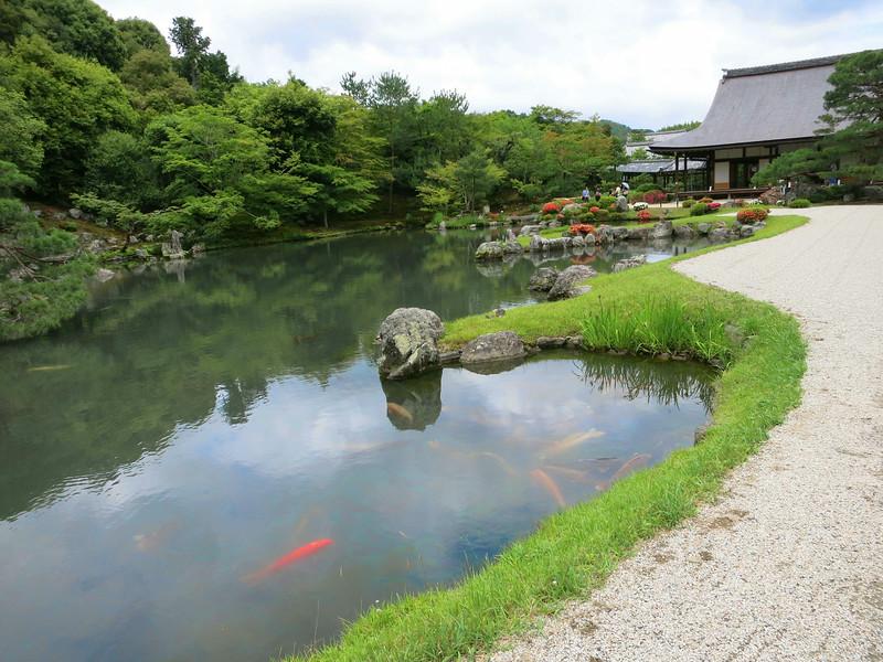 1939 Tenryu-ji Zen Temple, Kyoto.jpg