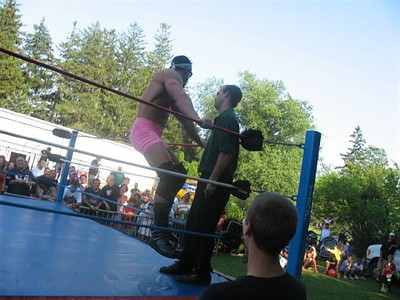 Top Rope Promotions  Whaling City Festival Day 2 Show 2 July 14, 2007