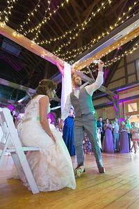 Reception Garter & Bouquet Toss- Christen & Jacob Manuele New England Rustic Wedding Photography- Westfield MA The Ranch Golf Club, St. Mary's Catholic Church- Bridal Photo Studio