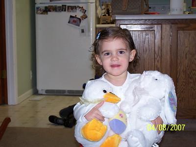 Olivia Grace Nov 2006
