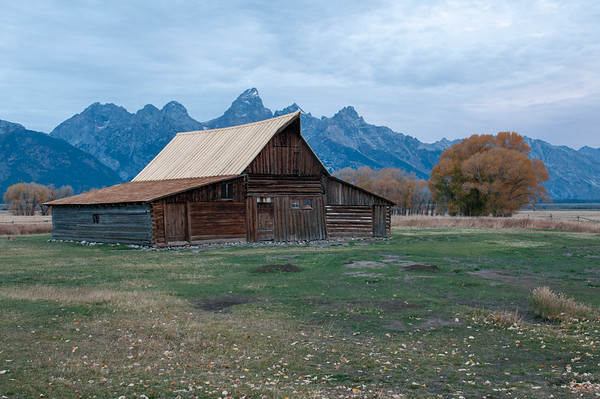 The Grand Tetons NP Oct-2015
