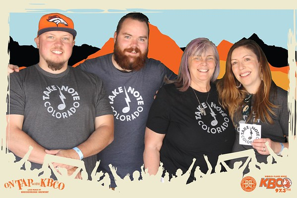 On Tap with KBCO Cake 2018
