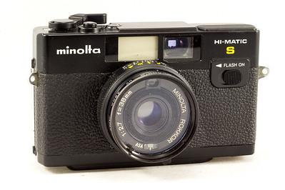Minolta Hi-Matic S, 1978