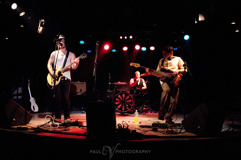 Harrisburg Pa based Band Ducky and the Vintage by Paul V Photography