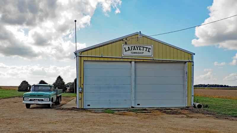 Lafayette Township Garage