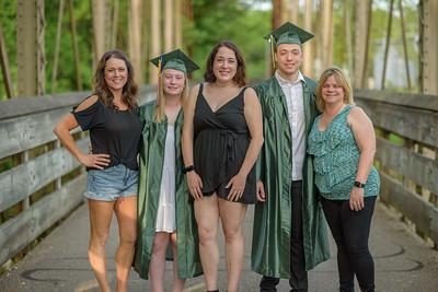 Kayla Little Miami High School Graduation Photos