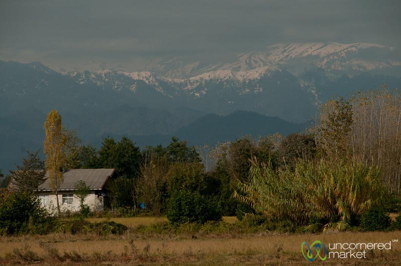 Iranian Countryside and Mountains - Masuleh
