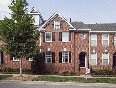 Southern Village townhome in Chapel Hill NC-6-17-11