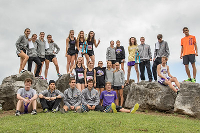 UNA Cross Country @ UAH 2015