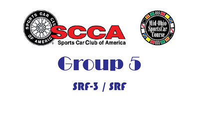 2018 Group 5 Fall SCCA Regional at Mid Ohio
