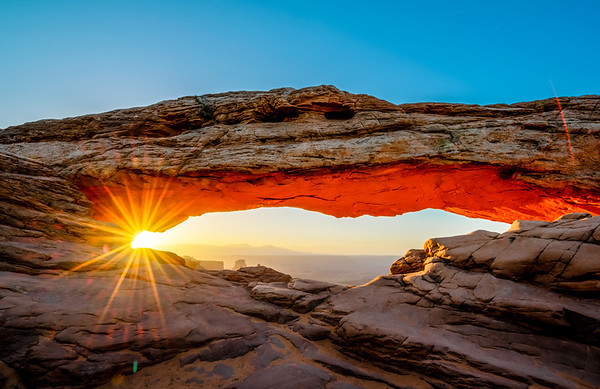 New Mesa Arch