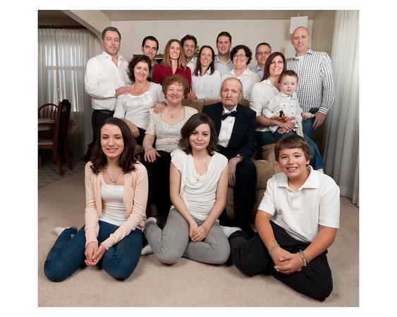 Mandaione Family