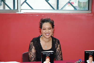 BOOK SIGNING FOR LYDIA HARRIS