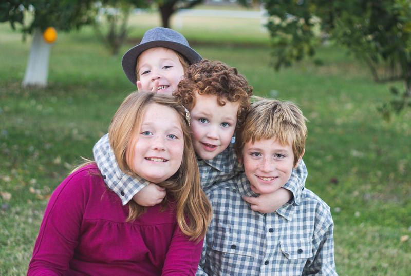 The Romkee Family