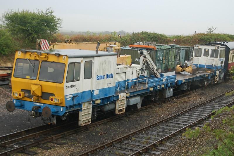 DR 98801 - Weybourne, North Norfolk Railway - 10 May 2016
