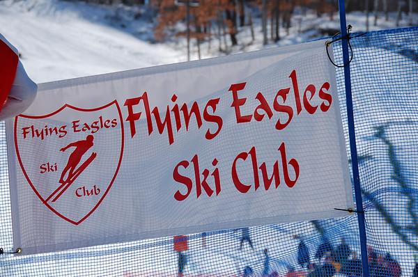 Flying Eagles Ski Club:  February 14, 2010