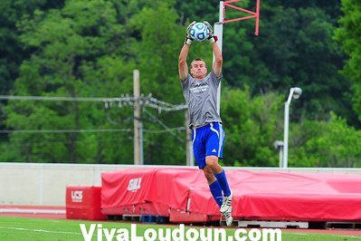 Boys Soccer: 6-8-2013 Tuscarora vs Blacksburg State Semi-Final (6-8-2013 by Jeff Vennitti)