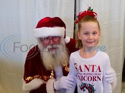 Mistleltoe & Magic Milk & Cookies With Santa by Bruce Bean