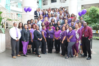 FC Tax Commissioner's Office recognizes Domestic Violence Awareness in Memory and Honor of Opal Christian-Jones_October, 10, 2018