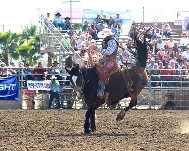 Saddle Bronc Riding 2012