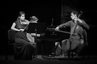 Master Class - Lysander Piano Trio