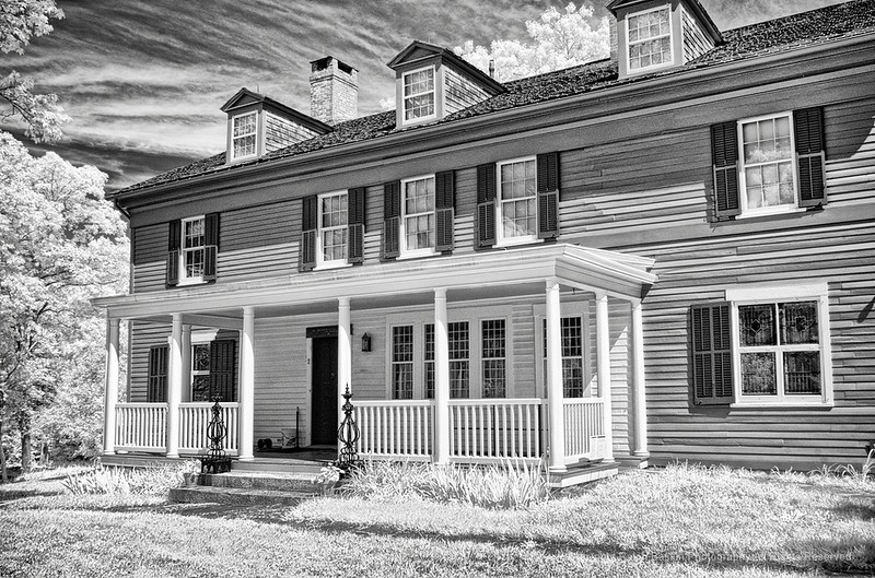 Weir Farm National Historic Site, Ridgefield Wilton CT
