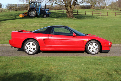 NSX Coupe - 57,000 miles