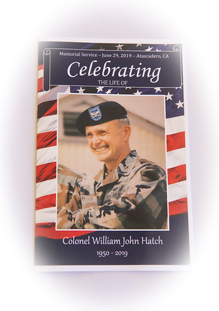 Colonel Hatch