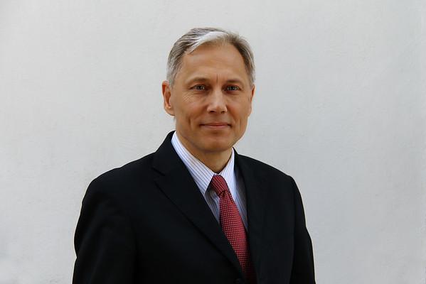 EUSR Ambassador Franz-Michael S. Mellbin