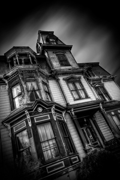 """The Haunted Victorian Mansion"" (S.K. Pierce Mansion) Gardner, MA April 17th, 2013"