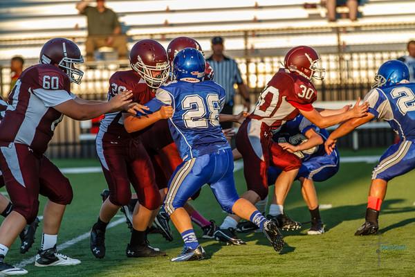 2013 Jenks 9th Grade Football